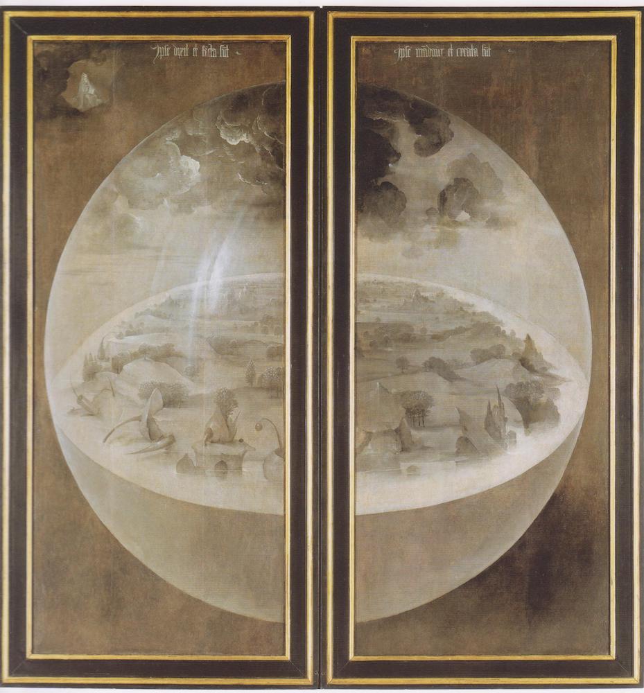 ציור נוסף של הירונימוס בוש