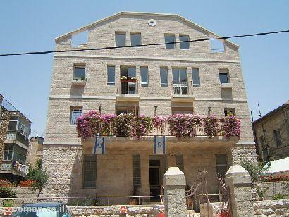 רחוב יונתן 4, מושבה גרמנית, ירושלים