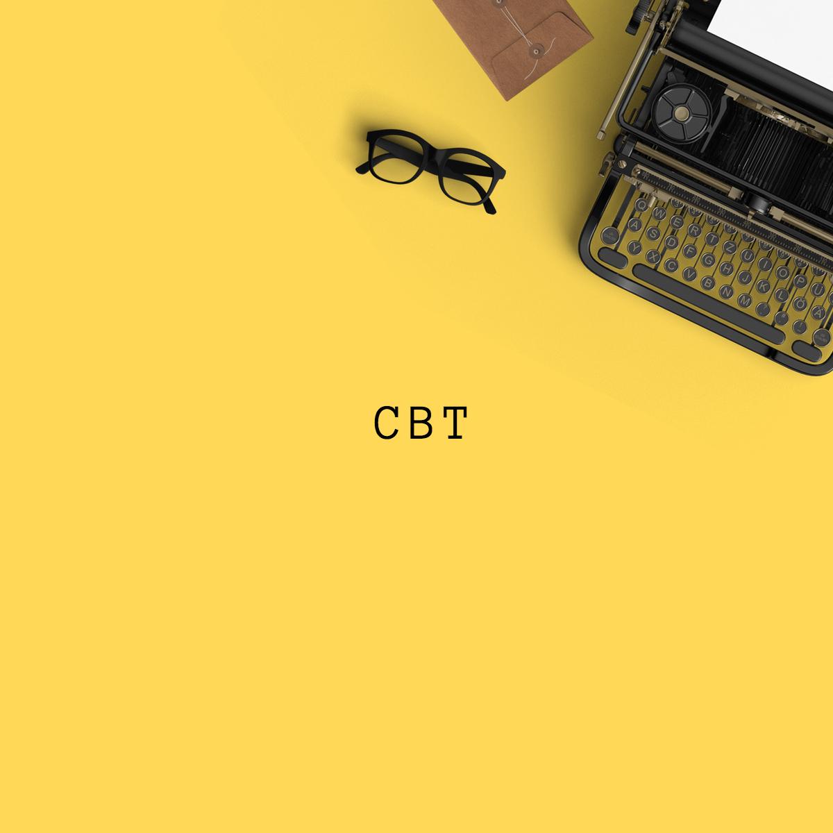 הגדרות ומושגים ב-cbt