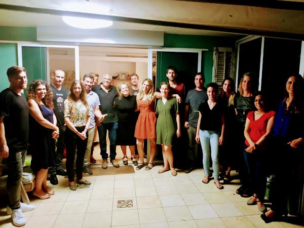 צוות מכון טמיר, ספטמבר 2019