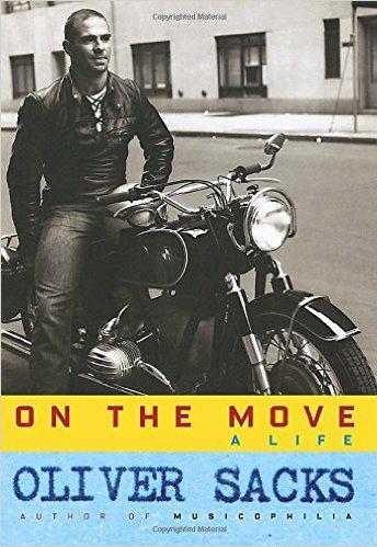 אוליבר סאקס על האופנוע