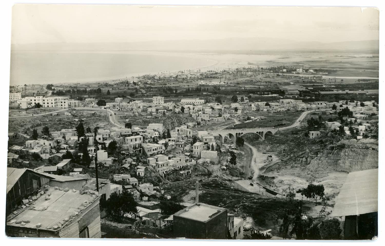 חיפה ואדי רושמיה וברקע ואדי סליב, שנות ה30