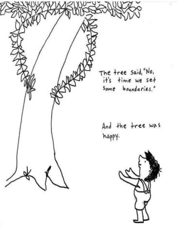 איור העץ הנדיב