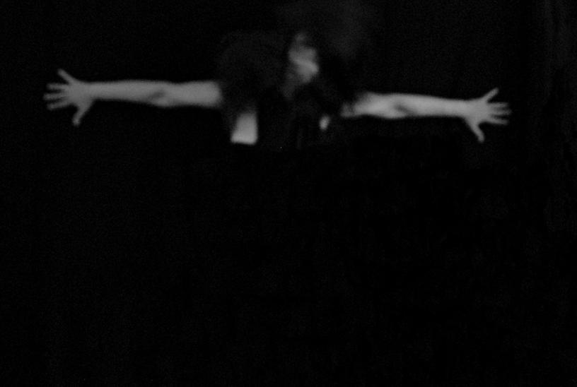 צילום של אישה רוקדת