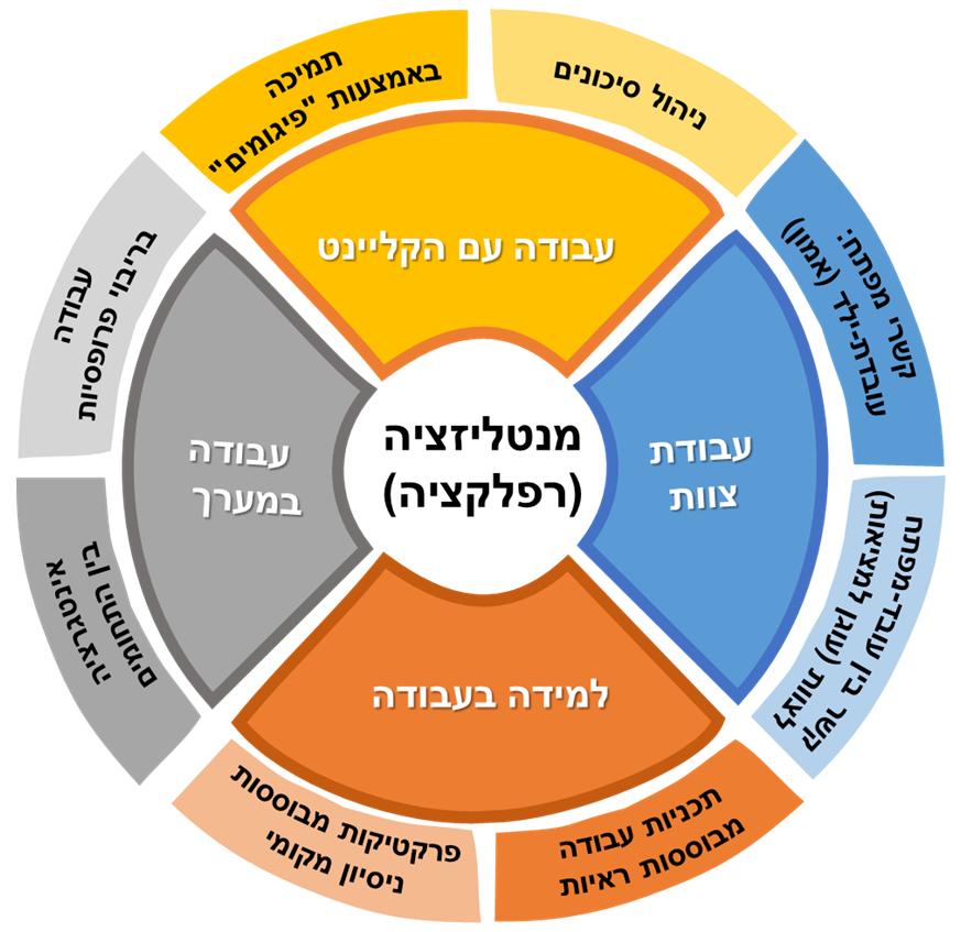 תרשים מודל AMBIT