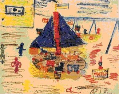 מיתוסים בפענוח ציורי ילדים 4