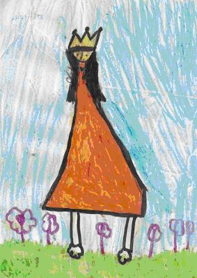 מיתוסים בפענוח ציורי ילדים 5