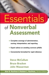 סדרת Essentials of במבצע סוף שנה - Nonverbal Assessment