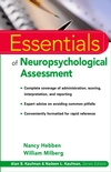 סדרת Essentials of במבצע סוף שנה - Neuropsychological Assessment
